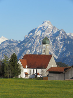 Wallfahrtskirche Maria Hilf, Speiden