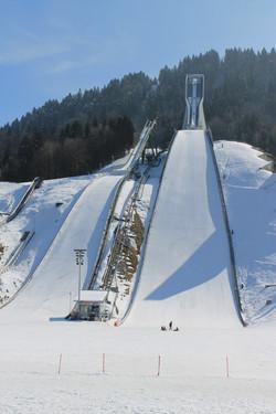 Skisprungschanze Garmisch