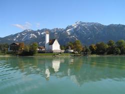Kirche von Schwangau