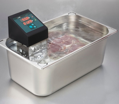 Addelice Launches First Immersion Circulator Dedicated to Sous Vide Cooking