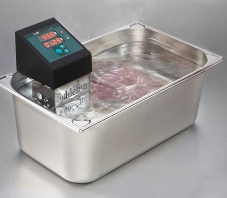 Addélice lance sur le marché le premier thermoplongeur au monde 100% dédié à la cuisson sous vide