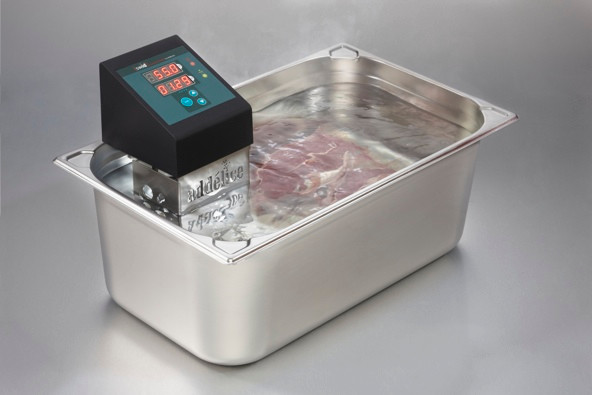 thermoplongeur Swid sous vide lancement