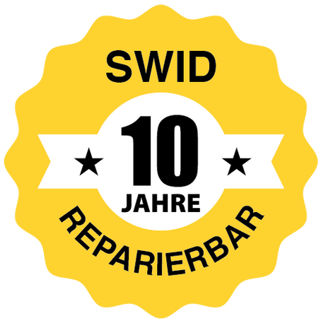 Addélice is committed to repairing the Swid Immersion Circulator for 10 years