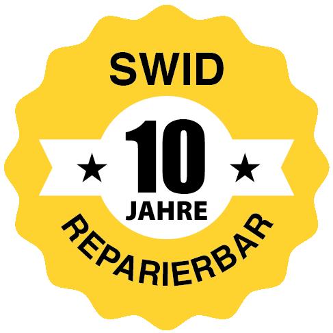 Réparabilité de 10 ans sur tous les thermoplongeurs SWID, à partir de 2018