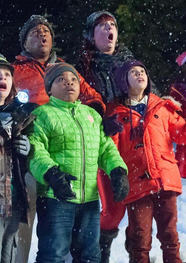 Actor Kelly Perine | Santa Hunters