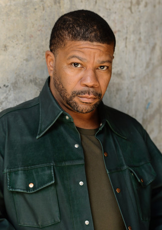 Actor Kelly Perine