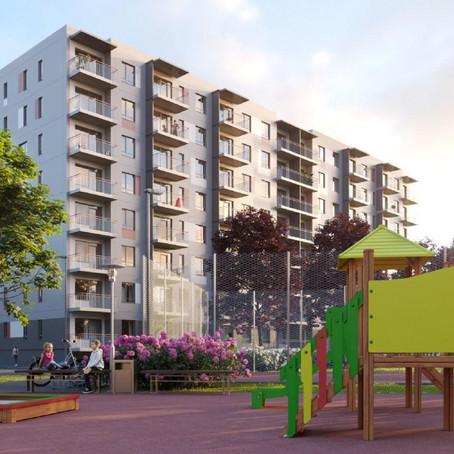"""""""YIT LATVIJA"""" uzsāk dzīvokļu rezervācijas jaunā Purvciema projektā """"Green City"""""""
