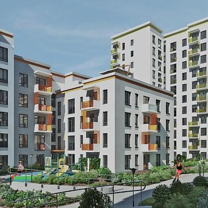 Ezerparka Nami – jauns, kvalitatīvs dzīvojamais komplekss
