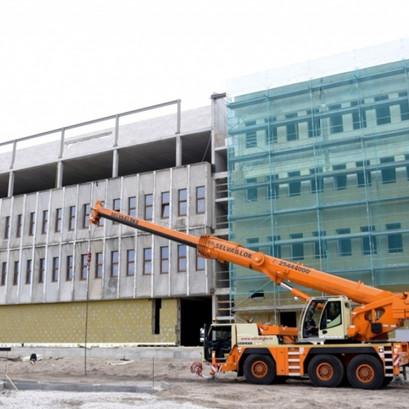 Salmo bijušās rūpnīcas Radiotehnika teritorijā attīsta 4 miljonu eiro projektu