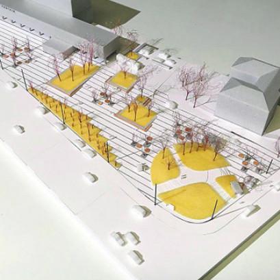 Uzsākta Dailes teātra ēkas rekonstrukcija