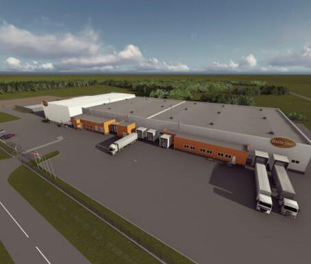 'Balticovo' jauna ražošanas kompleksa būvniecībā investē 13 miljonus eiro