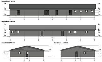 Saliekamo moduļu ēkas būvniecības