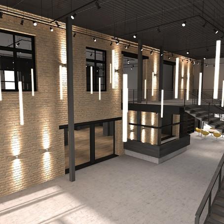"""""""KATE"""" investē jauna salona būvniecībā Čiekurkalnā"""