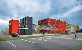 """""""Rimi noliktavu kompleksa un biroju ēkas jaunbūve un pārbūve"""""""