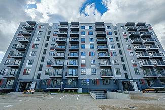 Daudzstāvu daudzdzīvokļu dzīvojamā ēka 2.kārta
