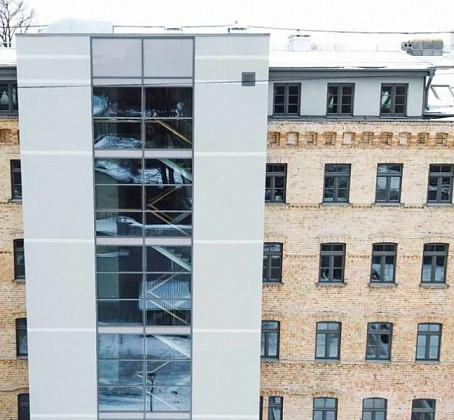 Dzīvojamās mājas Tallinas 65 pārbūve