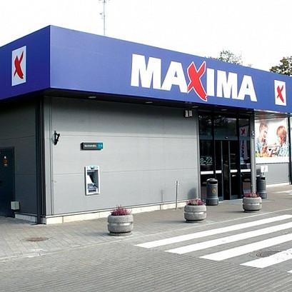 Maxima X veikala rekonstrukcijā investē 1,5 miljonus eiro
