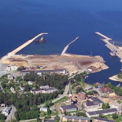 Zvejas produktu uzglabāšanas ēku Skultes ostā cels par € 1,9 miljoniem
