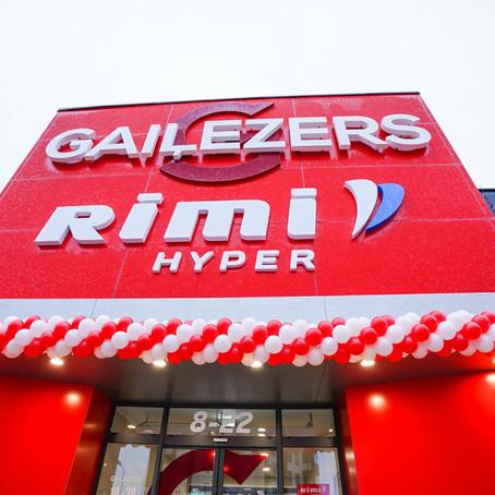 """T/C """"Gaiļezers"""" atklāšana, Gaiļezera iela 8, Rīga"""