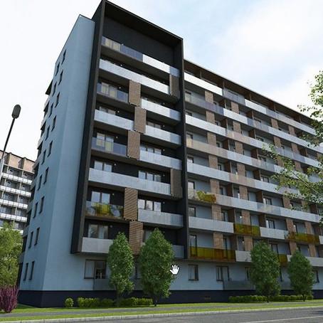 Sakas būvēs jauna māja Safrāns, Žagatu iela 7, Rīga