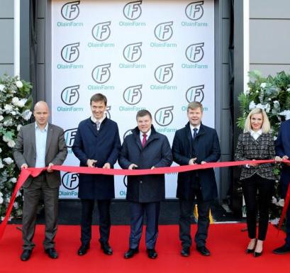Olainfarm jauna ražošanas korpusa izveidē ieguldījis 3,6 miljonus eiro