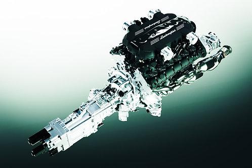 Lamborghini Aventador 6.5 V12 LP700-4 700bhp (2011-2015)
