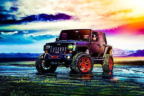 Jeep Wrangler |2.4, 2.5, 3.0, 3.6, 3.8, 4.0 | 2001-2020 | Performance Tune