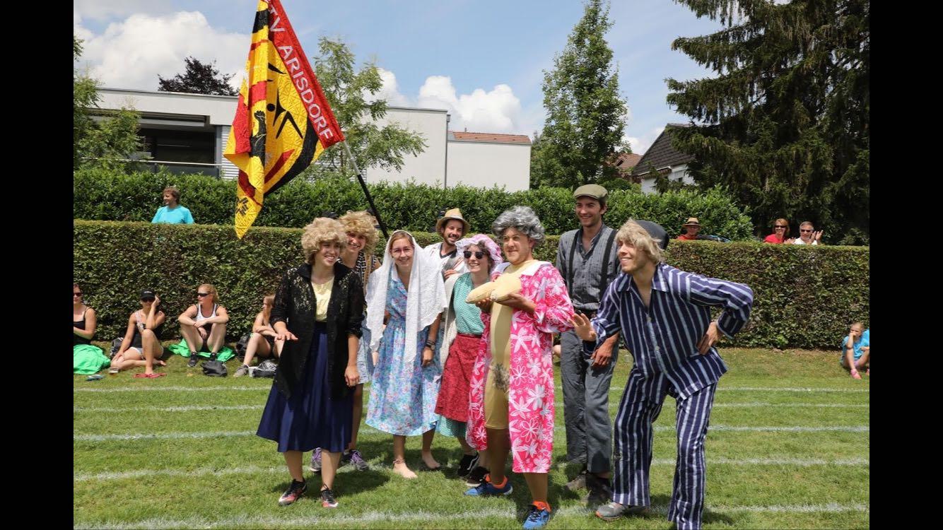 Kreisturnfest Gipf-Oberfrick 2018