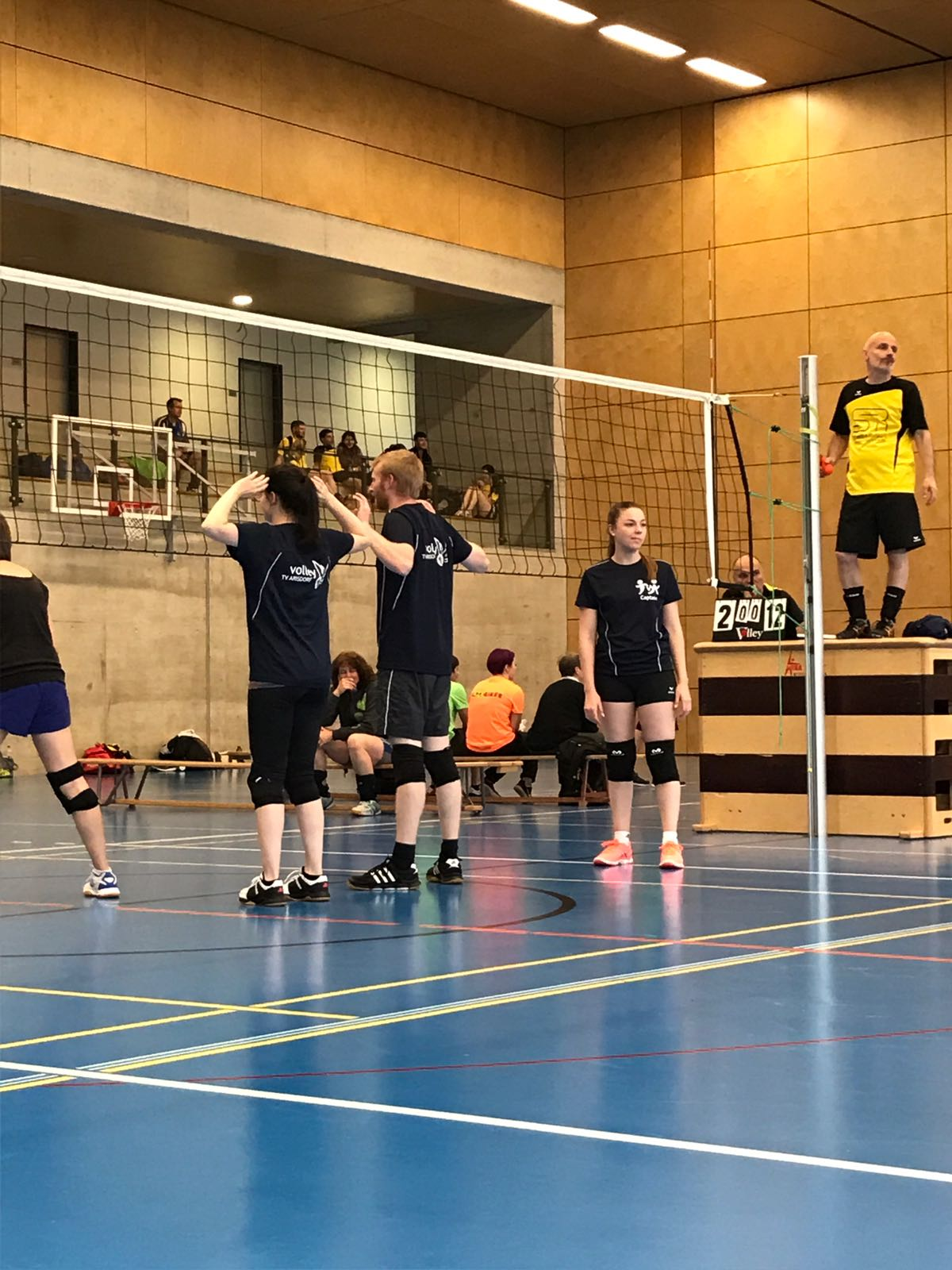 Volleynight Lausen 2017