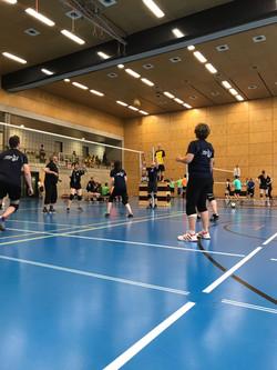 Volleynight Lausen 2017