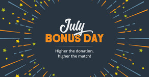 July Bonus Day