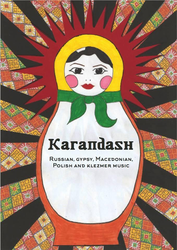 Karandash poster