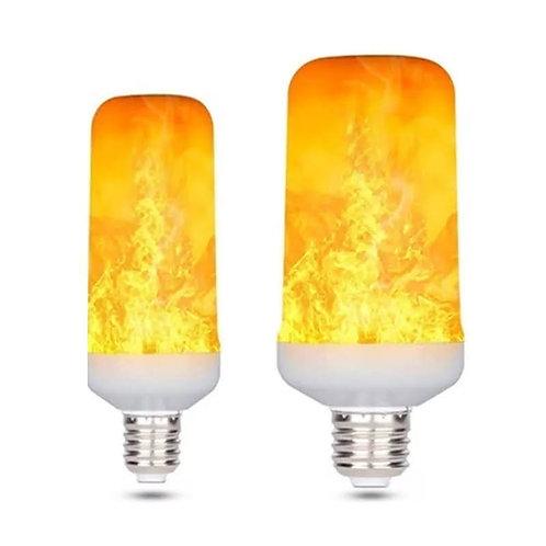 Ampoule dynamique effet de flamme
