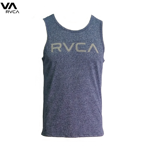 RVCA Mocktwist Tank Blue/Marl
