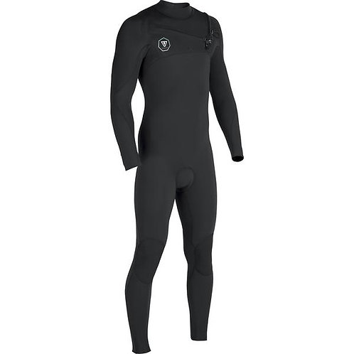 VISSLA 7 SEAS COMP 3/2mm FULL CHEST ZIP WETSUIT