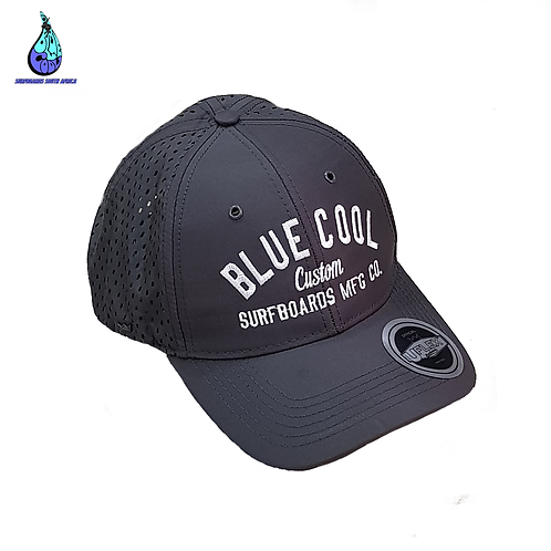 Blue Cool Custom Surfboards snapback Cap