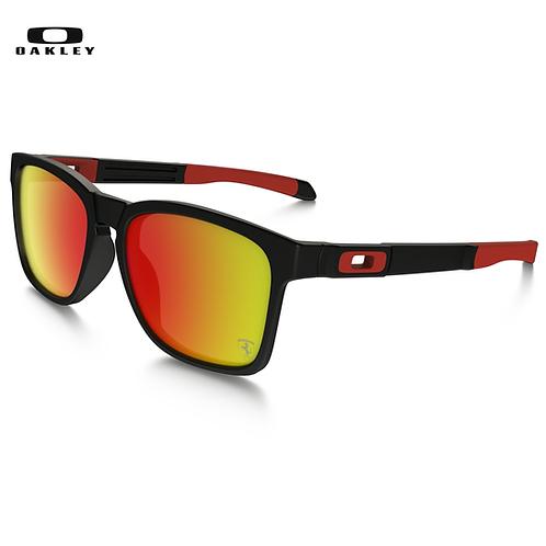 Oakley Catalyst (Ferrari) signature sunglasses
