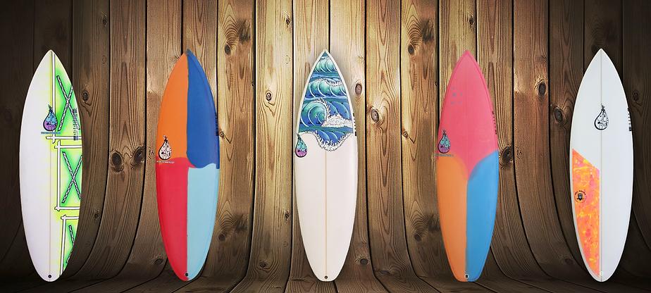 Surf Action Boardroom