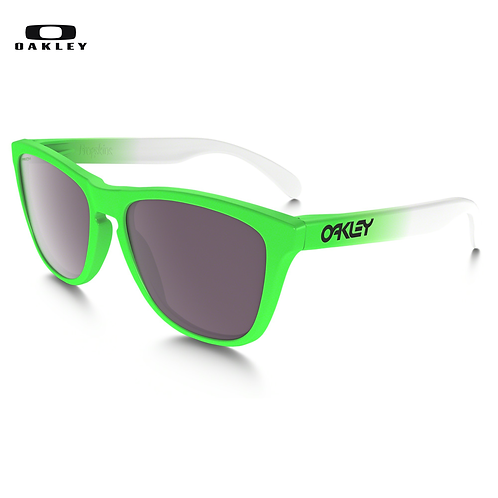 Oakley Frogskin Prizm Daily Polarized - Olympic Green Fade Collection