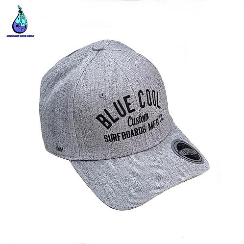 Blue Cool Custom Surfboards Flexfit Cap
