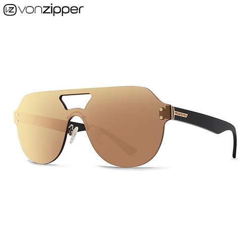 Von Zipper ALT Psychwig Gold sunglasses