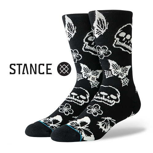 STANCE SOCKS TRIPLE SKULL