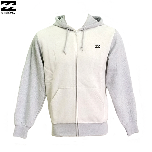 Billabong Zenith Contrast Zip Through Hoodie