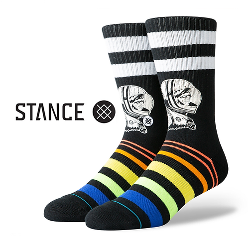 STANCE SOCKS MOON MAN