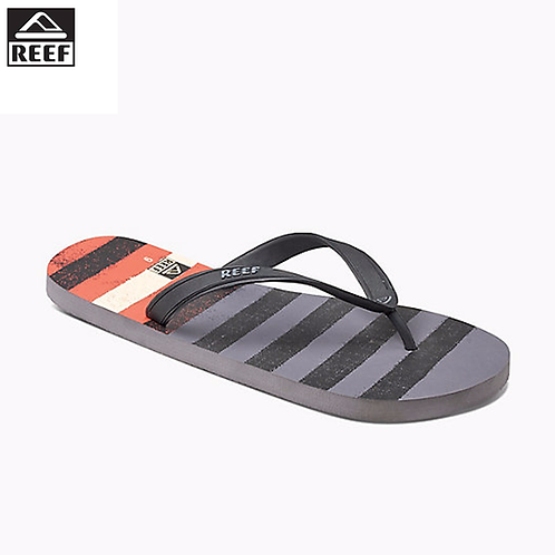 REEF Switchfoot Prints Sandals red/blk/grey