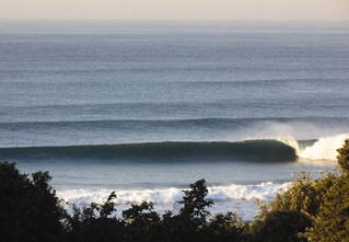 Why the Kwazulu Natal South Coast is a great surfing destination.