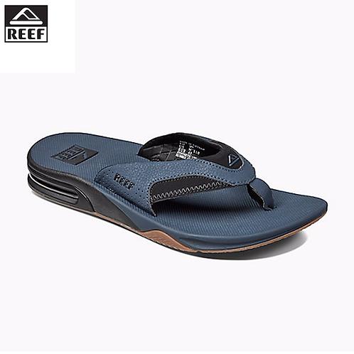 REEF Fanning Sandals Navy/Blue