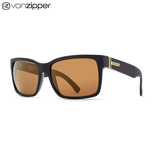 Von Zipper Elmore gold sunglasses
