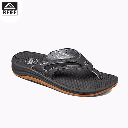 REEF Flex Sandals Blk/Silver
