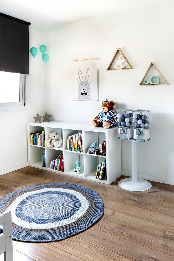 עיצוב חדר ילדים אלינור גוילי